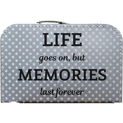 Life Goes on, but memories last forever