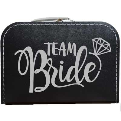 trouwkoffer team bride