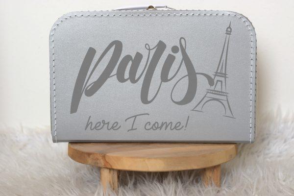 Paris here i come